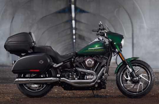 Harley-Davidson Luftfilter-Zierblende Willie G Skull  - 29417-04