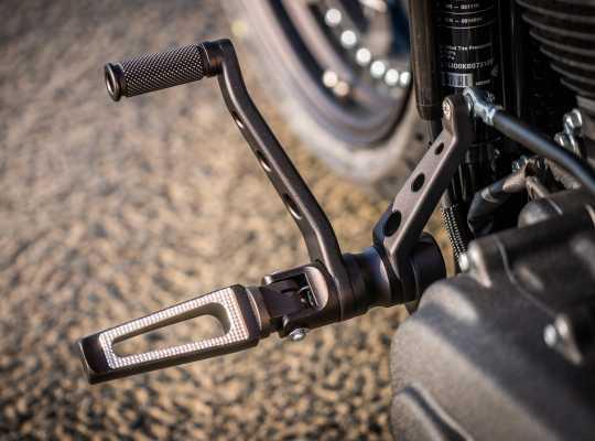 Thunderbike Fußrasten-Set V-Tech  - 31-74-110