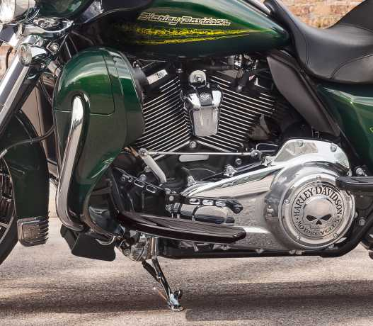Harley-Davidson Airflow Schaltraste schwarz  - 33600154