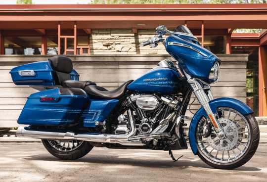 Harley-Davidson Turbine Front Wheel 3.5 x 19 chrome  - 43300395