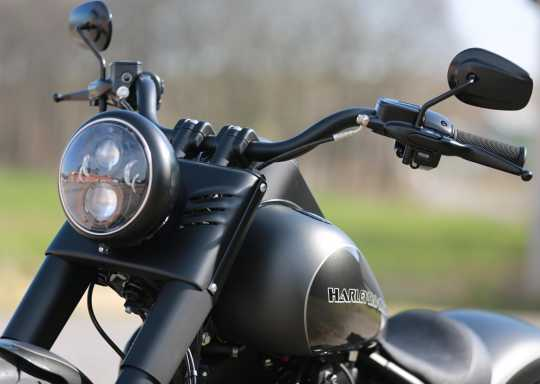 Thunderbike Turn Signals Stripe LED with Housing black - 41-99-1223