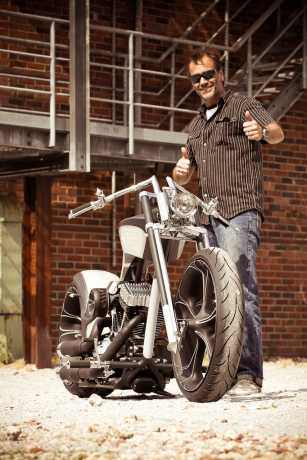 Thunderbike Turn Signal Bracket Triple-Tree Shaft  - 41-99-890