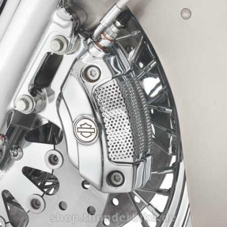 Harley-Davidson Brembo Front Caliper Kit chrome  - 42012-06A