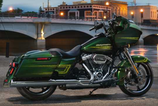 Harley-Davidson Front Caliper Screen Insert chrome  - 42054-05