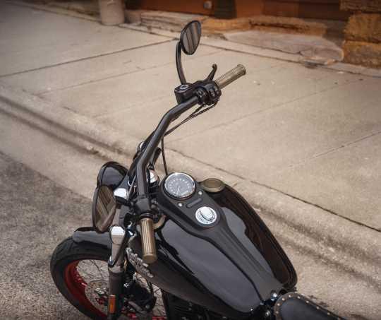 Harley-Davidson Hand Control Lever Kit, black  - 44994-07