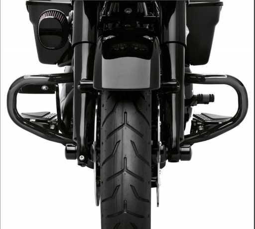 Harley-Davidson Chopped Engine Guard black  - 49000117A
