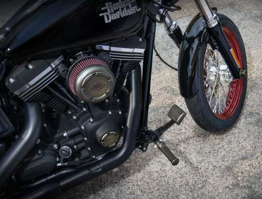 Harley-Davidson Brass Footpegs - Mid Controls/Passenger  - 50500787