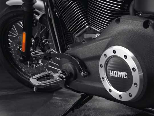 Harley-Davidson Endgame Rider Footpegs black  - 50501684