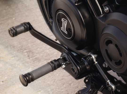 Harley-Davidson Diamond Black Footpegs  - 50911-08A