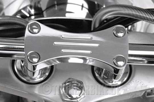 Thunderbike Risercover Alu poliert  - 51-01-020