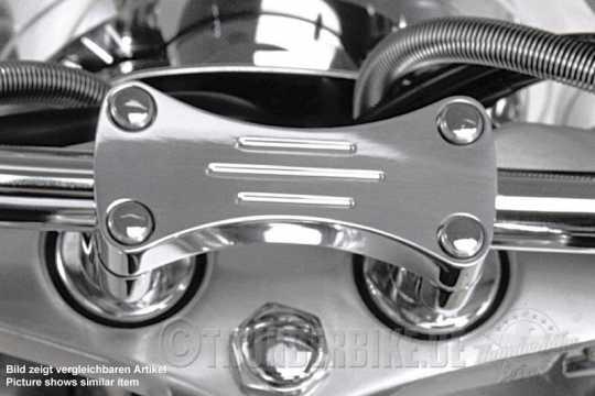 Thunderbike Risercover Alu poliert  - 51-41-010
