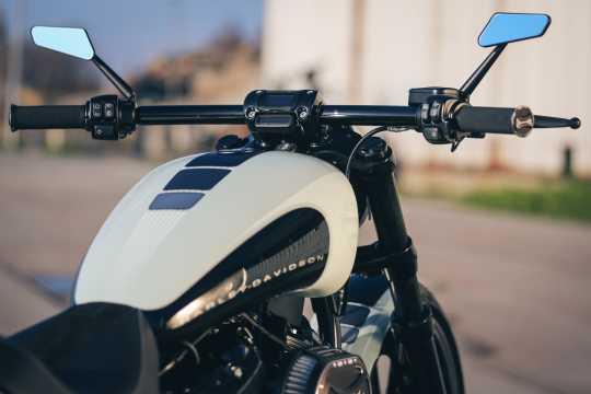 "Thunderbike Flat Riser Kit 1 1/4"" schwarz - 51-74-020"