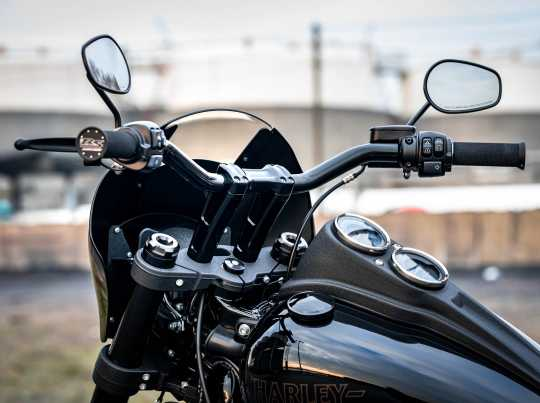 "Thunderbike Riser Kit Clubstyle 6"" schwarz  - 51-74-090"