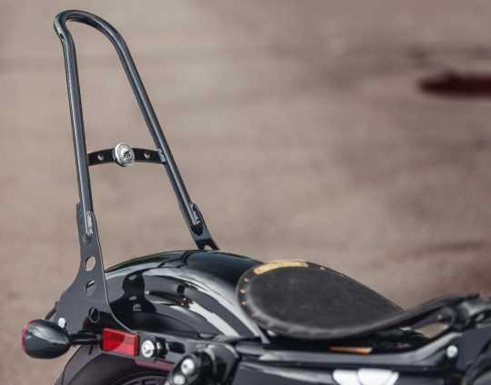 Harley-Davidson One-Piece Detachable Sissy Bar Upright gloss black  - 51146-10A