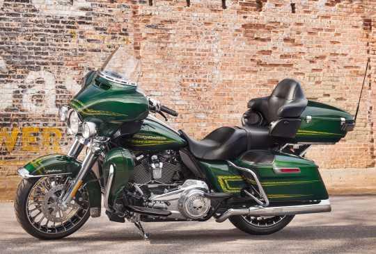 """Harley-Davidson Tiefer Sundowner Schalensitz 14.5"""" glatt  - 52000128"""