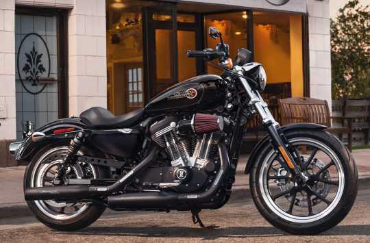 "Harley-Davidson Super Reach Solo Sitz 9.5""  - 52000207"