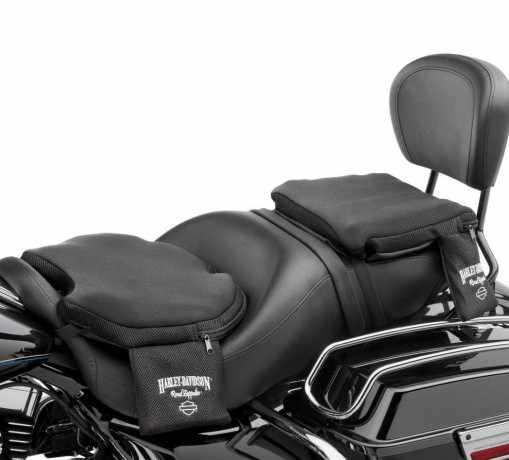 "Harley-Davidson Road Zeppelin Seat Pad  8""  - 52400060A"