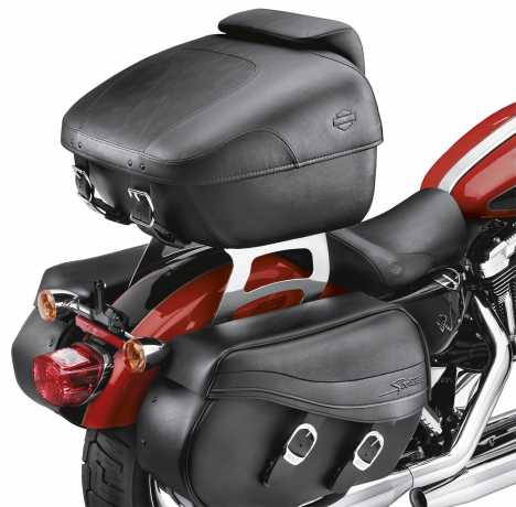 Harley-Davidson Abnehmbarer Solo Tour-Pak Gepäckträger  - 53655-04A