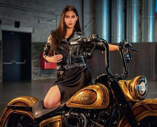 Thunderbike Stainless Steel Line Bracket  - 54-99-920V