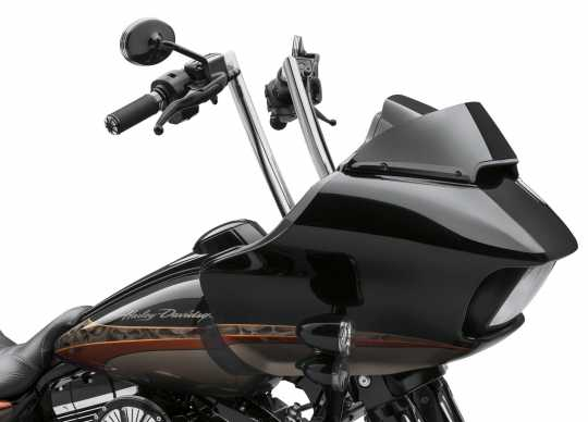 "Harley-Davidson Chizeled Handlebar 14"" black  - 55800440"