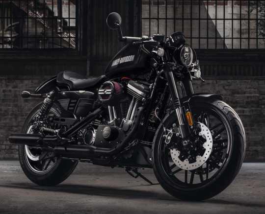 Harley-Davidson Clip-On Lenker Kit 55 mm schwarz  - 55800646