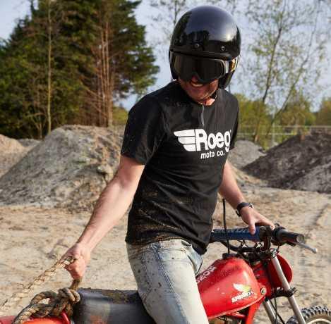 Roeg Roeg OG T-Shirt schwarz M - 559215