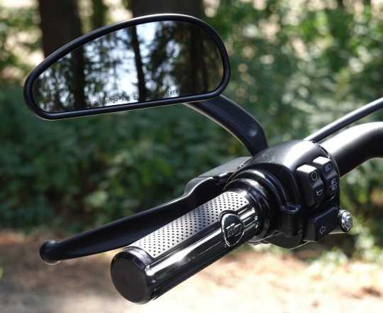 Harley-Davidson Hand Grips Defiance  black  - 56100157