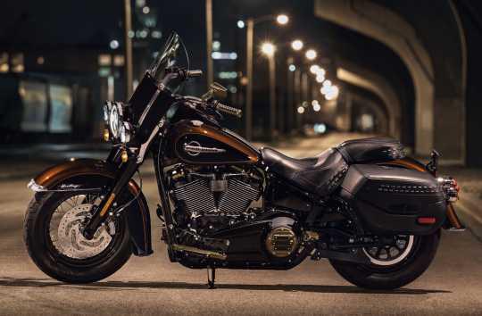 Harley-Davidson Dominion Hand Grips bronze  - 56100234