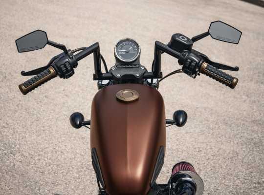 Harley-Davidson Dominion Hand Grips - Bronze  - 56100235