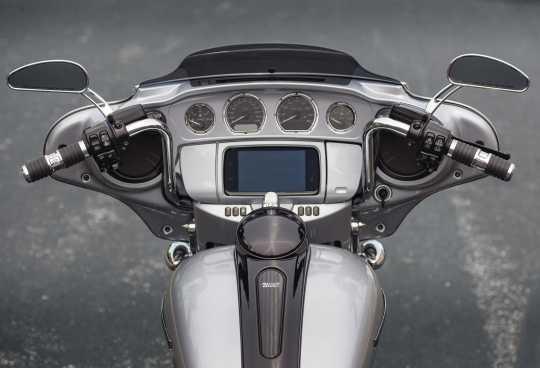 Harley-Davidson Kahuna Hand Grips chrome  - 56100319