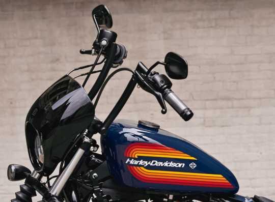 Harley-Davidson Hand Grips Diamond Black  - 56405-08
