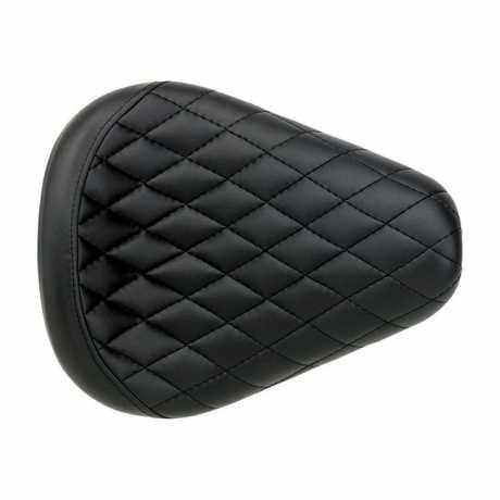 Biltwell Biltwell Thinline Seat Diamond Black  - 565002
