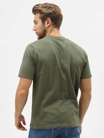 Dickies Dickies Horseshoe T-Shirt Dark Olive  - 571644V