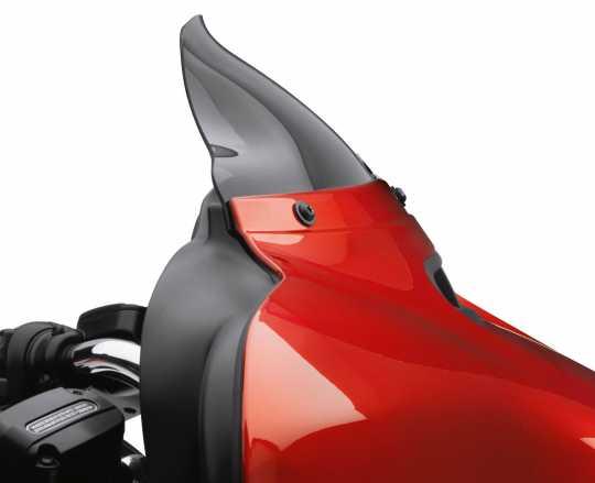"Harley-Davidson Wind Splitter Windschutzscheibe 7"" dunkel getönt  - 57400205"