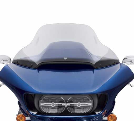 """Harley-Davidson Wind Splitter Windschild 12"""" leicht getönt  - 57400271"""