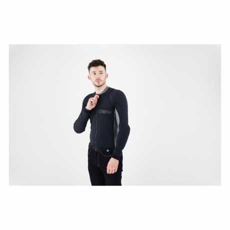 Knox Knox Action MKII armoured shirt black  - 576109V