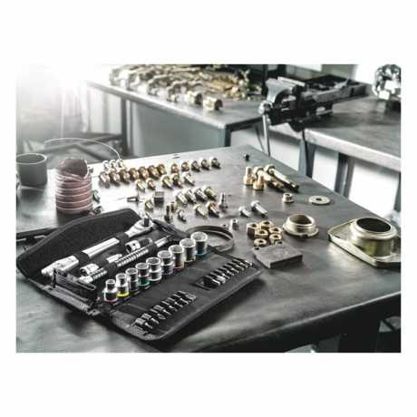 "Wera Wera 8100 SA 11 Zyklop Metal Knarre Switch Kit 3/8""  - 581474"