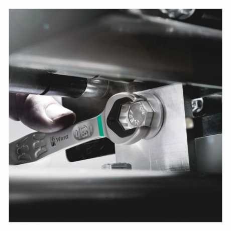 Wera Wera Ratcheting Wrench Set Joker Open/ Box End (8)  - 581723