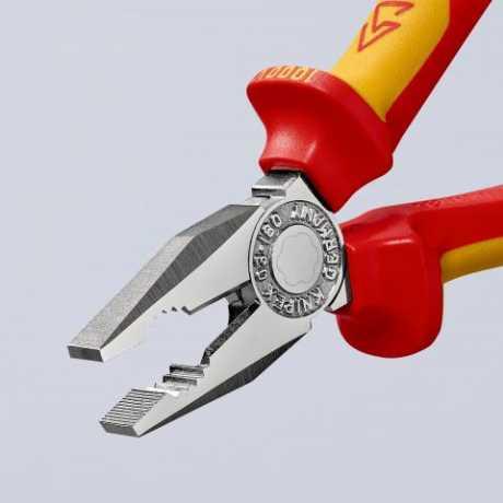Knipex Knipex Kombizange 180mm VDE  - 581934