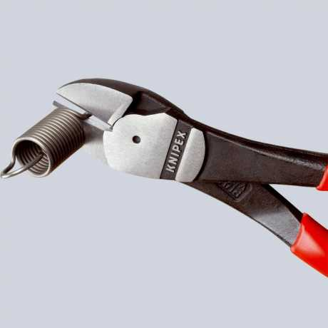 Knipex Knipex High Leverage Diagonal Cutting Pliers 180mm  - 581976