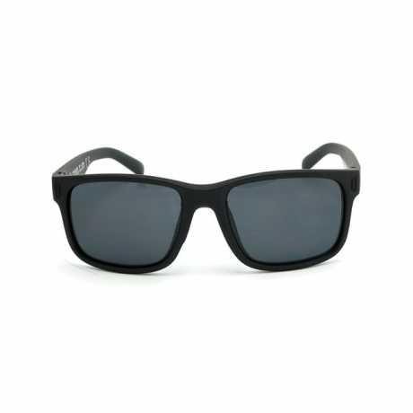 Roeg Roeg Billy V2.0 Sonnenbrille schwarz & smoke grau getönt  - 586292