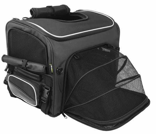 Nelson-Rigg Nelson-Rigg Rover Pet Carrier Haustier-Tasche schwarz  - 587259