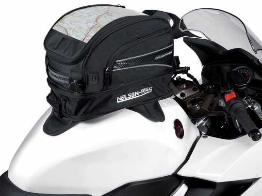 Nelson-Rigg Nelson-Rigg Journey Sport Tank Bag Magnetic  - 587267