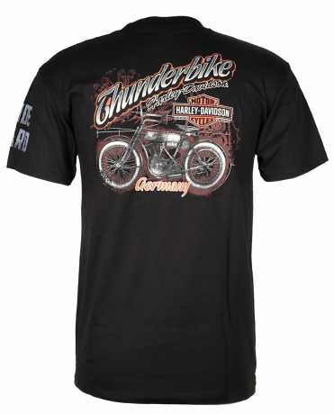 H-D Motorclothes Harley-Davidson T-Shirt Feel the Wind  - 5AB8-HHQJ