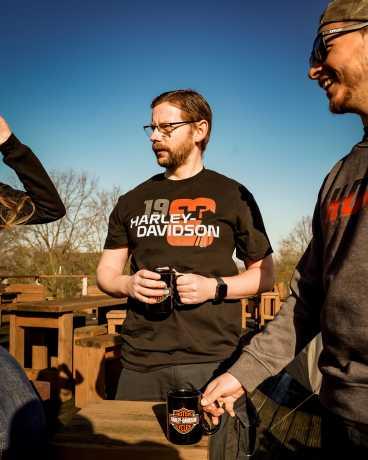H-D Motorclothes Harley-Davidson T-Shirt Shroud the Storm  - 5L33-HK1B