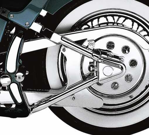 Harley-Davidson Unterer Zahnriemenschutz, Chrom  - 60316-00A
