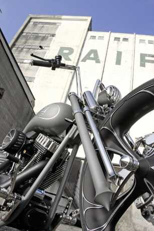 Thunderbike Gabel Radical mit Riseraufnahme  - 61-72-140