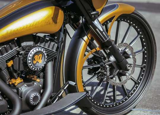 Thunderbike Fork Cover Daytona  - 61-77-080