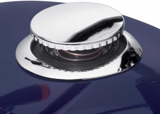 Harley-Davidson Flush-Mount Fuel Cap chrome  - 61100133