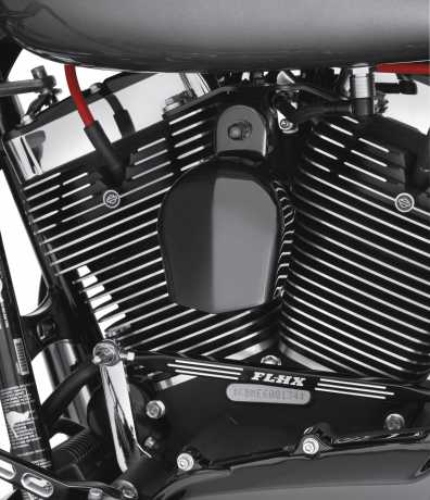 Harley-Davidson Horn Cover Kit, black  - 61300452
